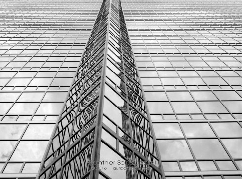 Fun with details and architectural patterns. 120 6x4.5 Black and White Film