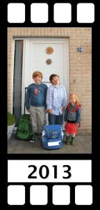 Eerste schooldag 2013 (all kidz)