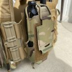 Beez Combat Systems Medium Baofeng Radio Pouch