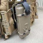 Milwaukee Custom Kydex Rapid Access Comms Carrier