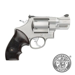 Personally, I would be adding larger grips on this S&W Mdl 629 .44 magnum.