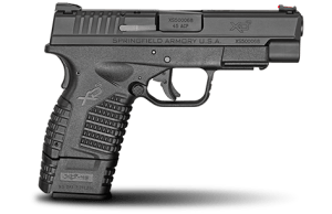 Springfield XDs - A Powerful, Diminutive Pistol for Big Hands or Small