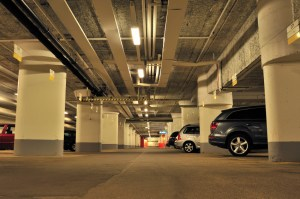 Parking Garages Increase the Need for Situational Awareness.