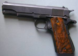 Most 1911-Based Pistols Have Easily Replaceable Grip Panels