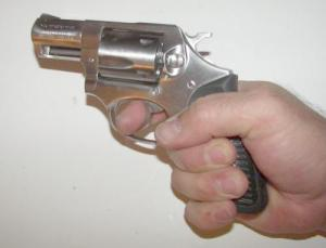 The Ruger SP101 in .357 Magnum - Powerful Gun with Small Grips