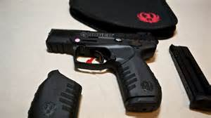 The Ruger SR22 w/Grip Panel Options