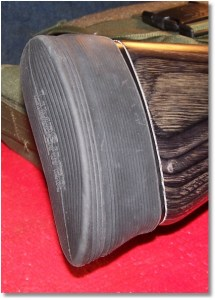 Limbsaver Slip-on Recoil Pad. Quick Adjustment for LOP According to Clothing + Additional recoil Management