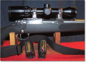 The Bushnell Banner Dusk & Dawn Circle-X Reticle Riflescope, 1-4X 32mm