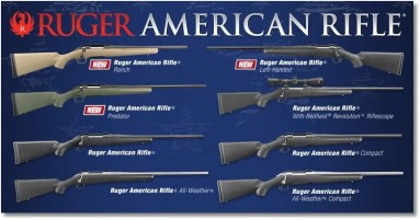 The Ruger American Rifle Line