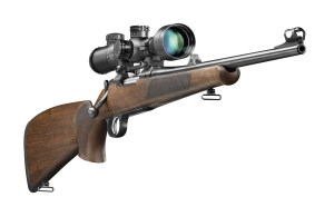 CZ 557. A Fine Example of Wood and Steel in a Bolt-action Rifle