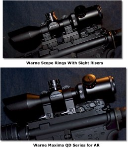 Updating the AR Scope Mounting