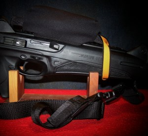 Condor 2 Point Sling At the Forearm Mount - Note the QD Buckle