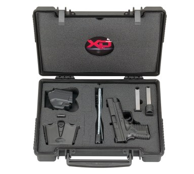 Springfield Makes a Great Case for Owning an XDs Series Pistol