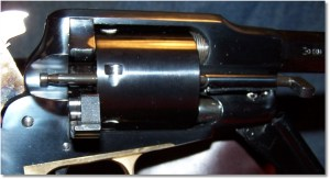 A Shell ejector With More Than Enough Rod to Eject the Long Colt Expended Cases