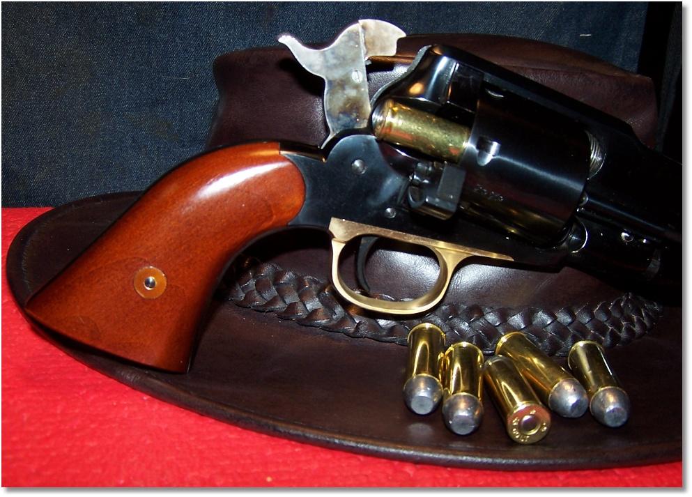 1858 Remington New Army Conversion by A  Uberti | Guntoters
