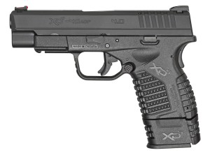 Springfield XDs 4.0 45.  A Good Carry but Lacks Capacity