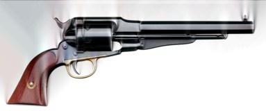 1858 Remington Army Conversion