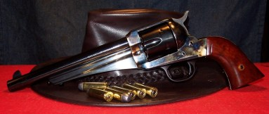 Uberti 1875 Remington New Army Revolver Reproduction