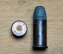 The .44 Henry Rimfire Cartridge - The Original Cartridge for the 1872 Army Open-Top Revolver