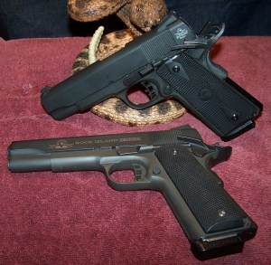 I Carry Both of These Rock Island Armory 1911-based Pistols - At Different Times, of Course