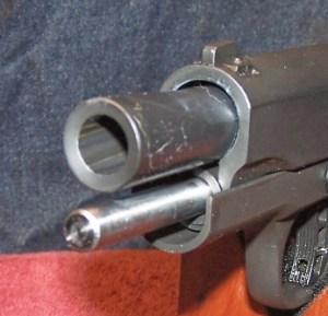 """Bushingless """"Bull"""" Barrel and Full-Length Guide Rod"""