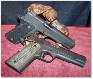 The Rock Island Armory (Armscor) Is Now Outfitted with CZ Grip Panels