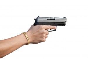 Hand-Holding-Gun