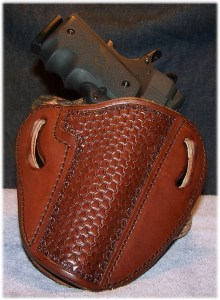 The Springfield ROC in a Leather Creek OWB Hoslter