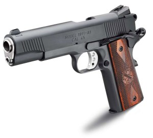 Springfield 1911 Loaded - And Loaded With Features It Is