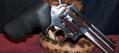 Ruger Model 1705 GP100 Right Side View