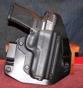 Ruger SR45 in the SHTF Gear Holster