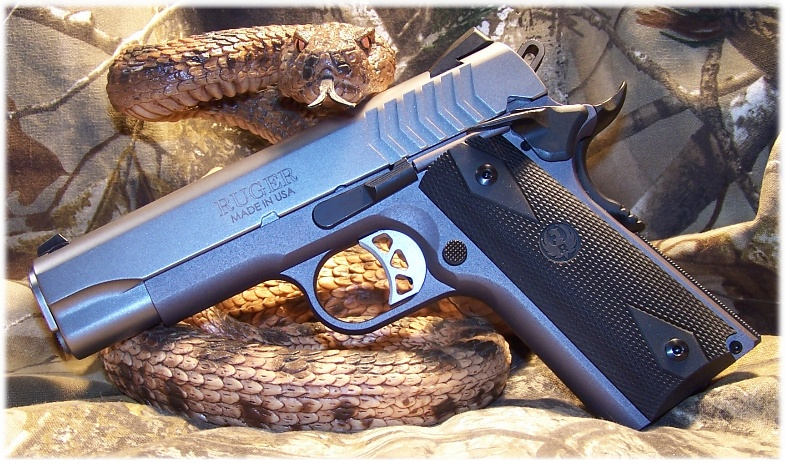 Ruger 9mm SR1911 (Model 6722) – User Review | Guntoters