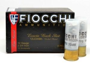 Fiocchi 12LE00BK
