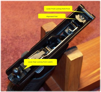 Lower Mounting Points
