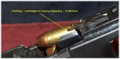 ProMag - Case to Ejector Clearance
