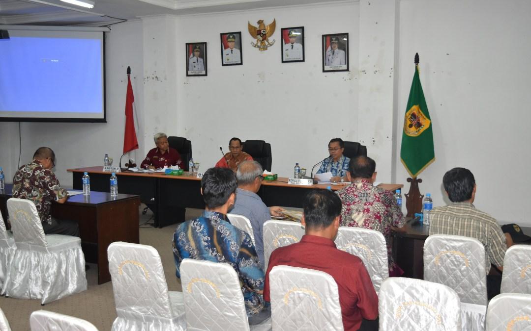 Rapat Lanjutan Antara PT. Archipelago Timur Abadi (PT.ATA) Dengan Koperasi Palangka Mas Sejahtera