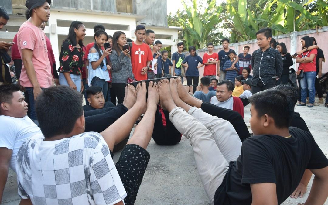 Perayaan Paskah KPP/R Resosrt Dimeriahkan Dengan Berbagai Perlombaan