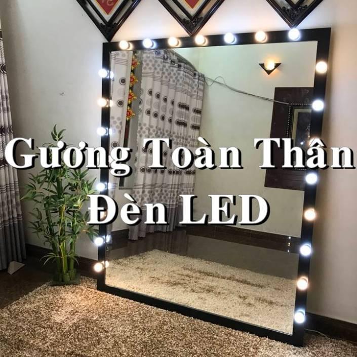 Gương Toàn Thân Đèn LED