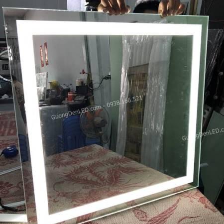 Gương Đèn LED Trang Trí 80cm