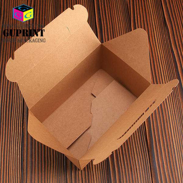 Chicken to go handle top small family take out boxes eco