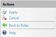 IIS URL Rewrite Module Apply
