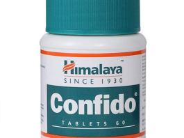 how to tak or use himalaya confido tablet in hindi right dosage price