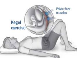 kegel exercise kaise kare for man in Hindi