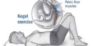 kegel exercise kaise kare for man in Hindi