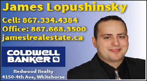 James Lopushinsky Ad