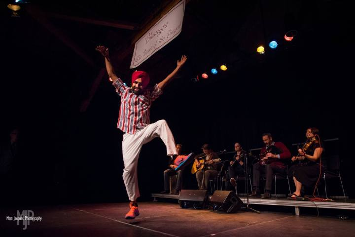 Bhangra - Dance of the Punjab