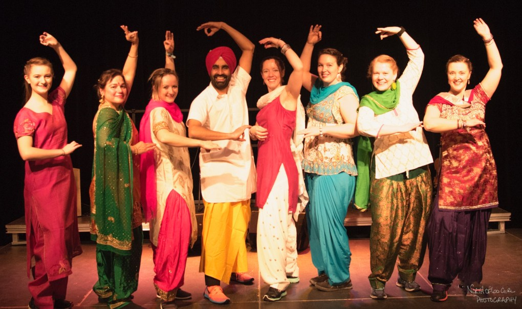 Love of Culture- Recreating Punjab in the Yukon. Photo by Laurie Tamminen