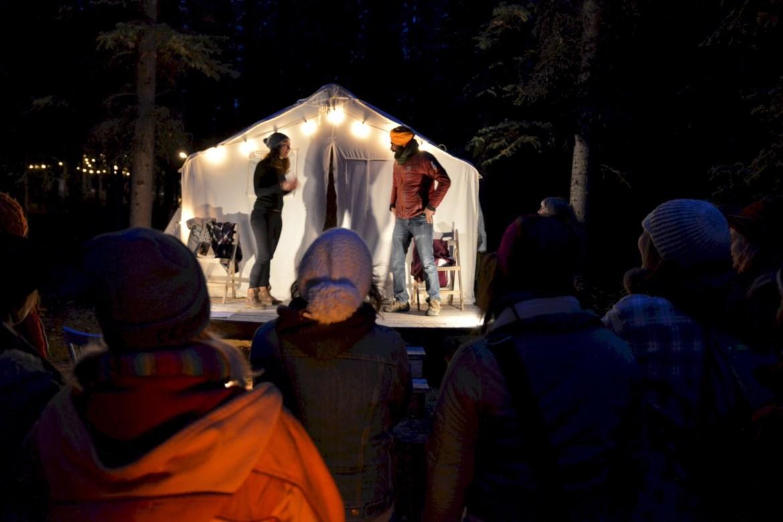 Theatre in the Bush | Photo Credit:Bruce Barrett Photography
