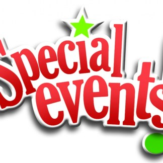 Special or Group Events