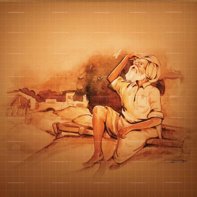 Punjabi famous painting